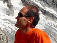 Marc Hamiti, guide de haute montagne au Bureau des Guides de Serre Chevalier.