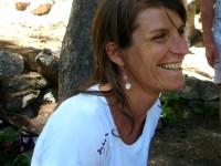 Anne Claire Dromzee, accompagnatrice en montagne au Bureau des Guides de Serre Chevalier.