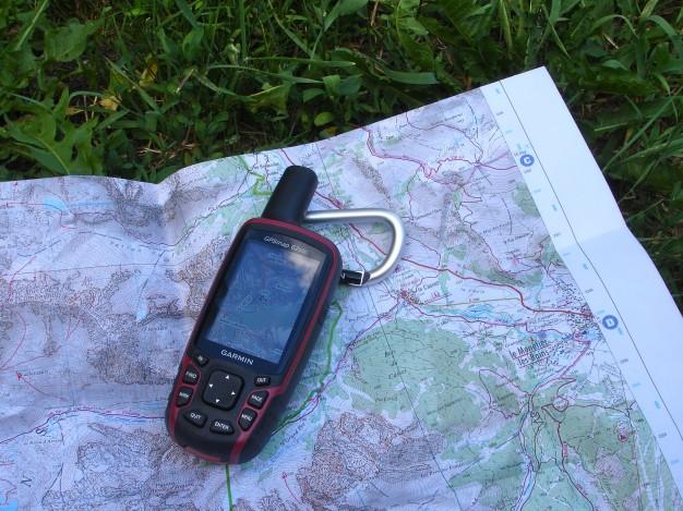 Orientation et utilisation GPS, avec les Accompagnateurs et les Guides de Serre Chevalier.