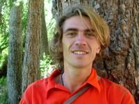 J. B. accompagnateur en montagne au Bureau des Guides de Serre Chevalier.