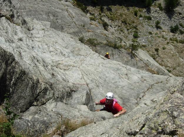 Escalade à Ailefroide - Guides de Serre Chevalier