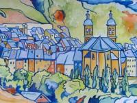la citadelle de Briançon