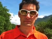 Mathieu Gaillard, guide de haute montagne au Bureau des Guides de Serre Chevalier.