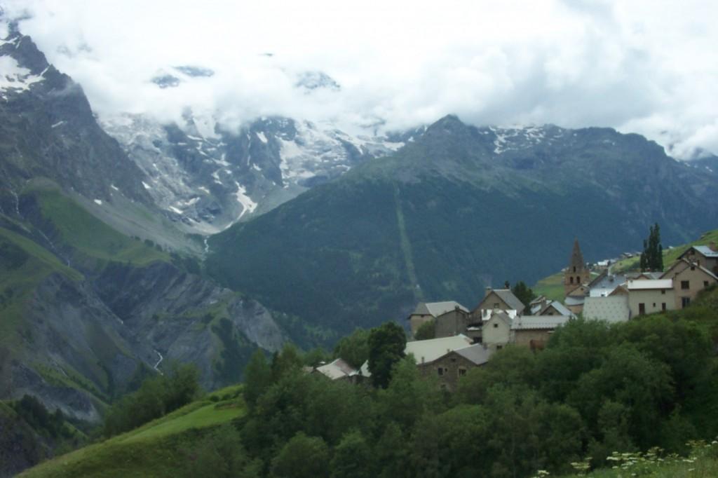 Le hameau des Hières