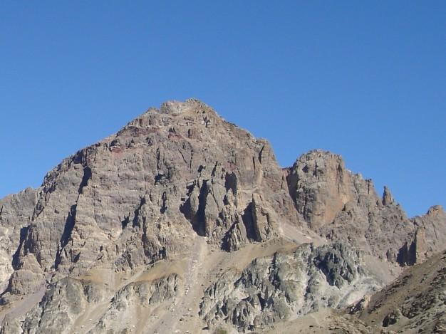 Le Grand Galibier, mon premier 3000 m.