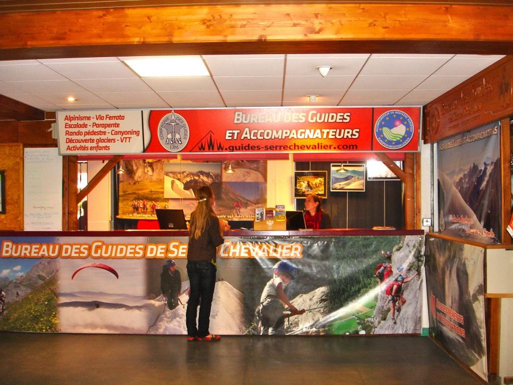 Bureau des guides Villeneuve