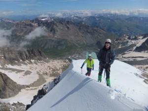 Pic du glacier blanc - 3527 m