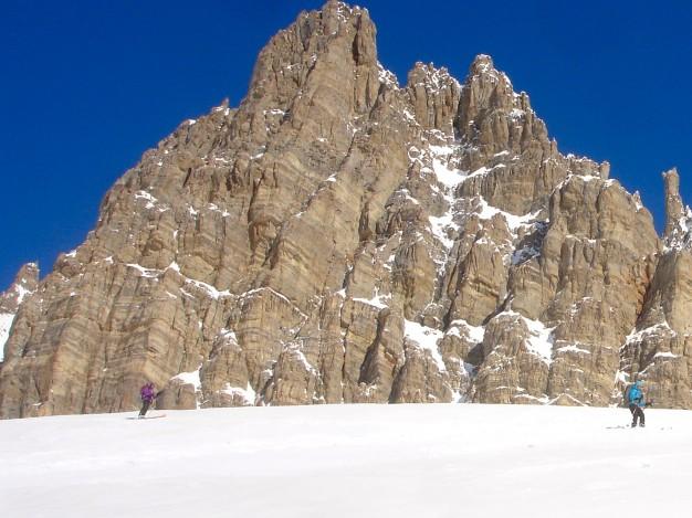 Ski de randonnée au Mont Thabor avec les guides de Serre Chevalier