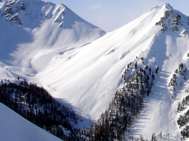 Ski de randonnée au Col Perdu avec les guides de Serre Chevalier.