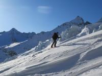 Ski de randonnée en Silvretta