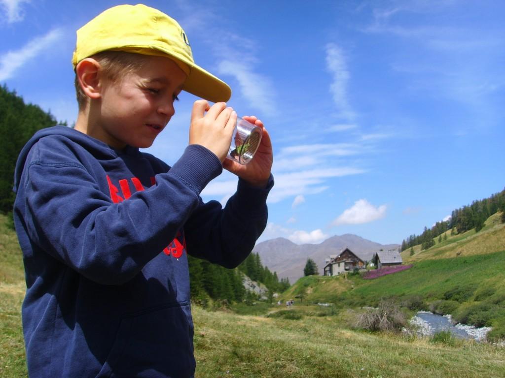 curieux de nature : journée en route vers les sommets et aqua-rando