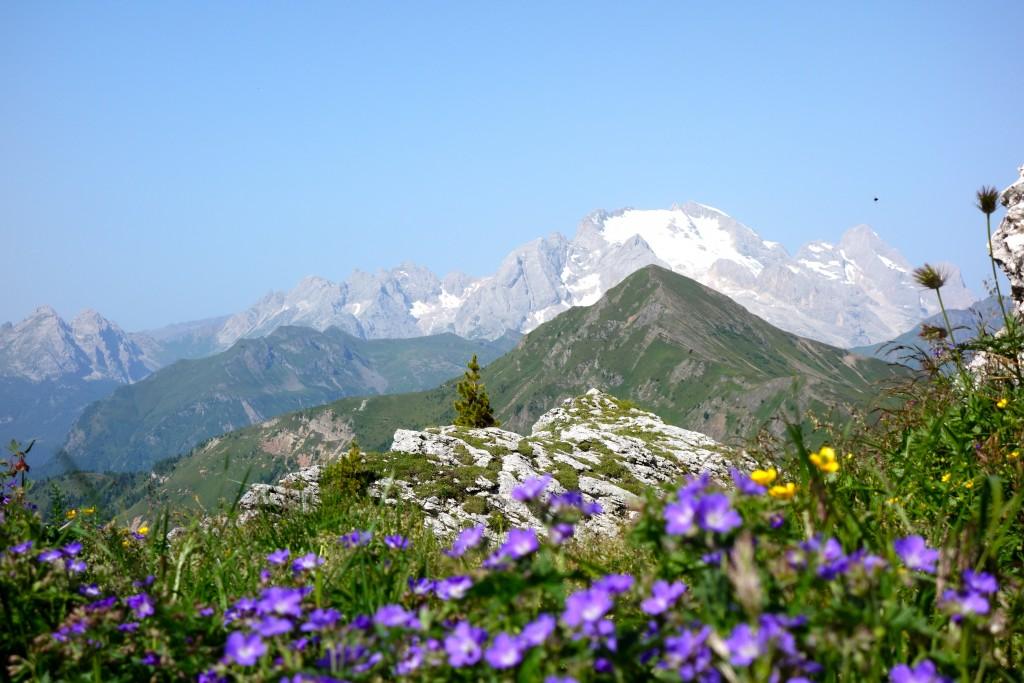 Escalade dans les Dolomites, Torre Grande di Falzarego