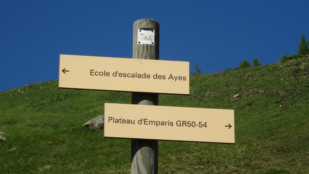 plateau d'Emparis