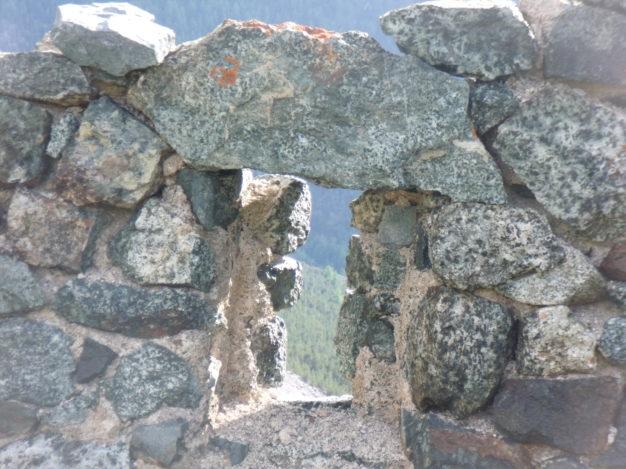 Le Mur des Aittes appartient au dispositif défensif militaire Séré de Rivières