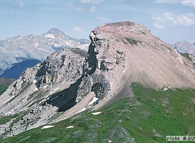 Versant Ouest du Rocher Blanc